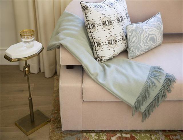 Điểm một chút hồng trong nhà sẽ khiến không gian sống trở nên nhẹ nhàng, dễ chịu hơn rất nhiều - Ảnh 4.