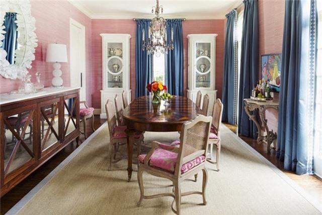 Điểm một chút hồng trong nhà sẽ khiến không gian sống trở nên nhẹ nhàng, dễ chịu hơn rất nhiều - Ảnh 5.