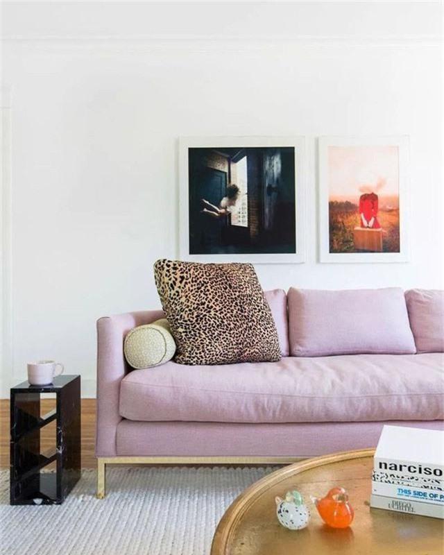 Điểm một chút hồng trong nhà sẽ khiến không gian sống trở nên nhẹ nhàng, dễ chịu hơn rất nhiều - Ảnh 6.