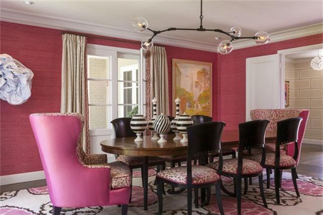 Điểm một chút hồng trong nhà sẽ khiến không gian sống trở nên nhẹ nhàng, dễ chịu hơn rất nhiều - Ảnh 9.
