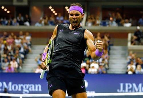 Nadal giành quyền lọt vào tứ kết