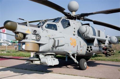 """""""Từ năm 2015, cơ quan hợp tác quân sự - kỹ thuật liên bang đã nhận được 6 yêu cầu cung cấp trực thăng Mi-28NE. Các đối tác này tới từ khu vực Đông Nam Á, Trung Đông và thành viên Tổ chức Hiệp ước An ninh Tập thể (CSTO)"""", nguồn tin cho hay. Ảnh: Wikipedia"""