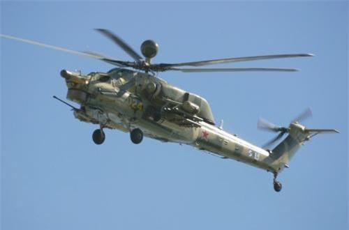 Tuy nhiên nguồn tin FMTS không chịu cung cấp rõ danh tính các quốc gia đề nghị cung cấp trực thăng tấn công Mi-28NE. Ảnh: Wikipedia