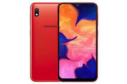 Samsung Galaxy A10.