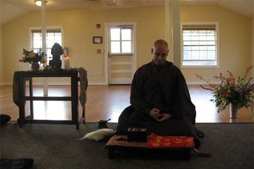 Thiền sư Norman Fisher.