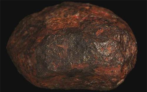 Hình ảnh khôi thiên thạch kì lạ gần đây mới được xác định.