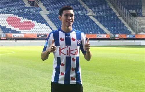 Đoàn Văn Hậu sẽ có nhiều cơ hội ra sân trong màu áo SC Heerenveen