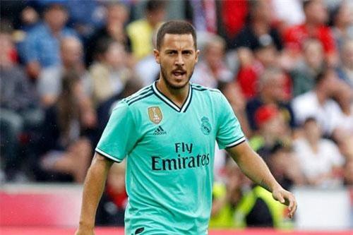 3. Eden Hazard (Chelsea sang Real Madrid, 91 triệu bảng).