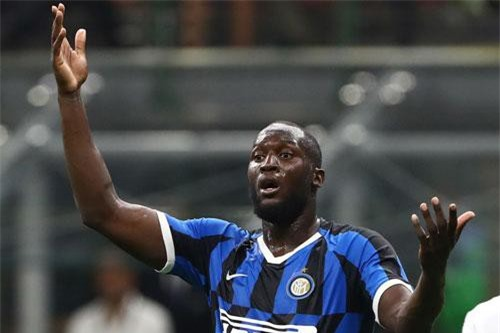 5. Romelu Lukaku (M.U tới Inter Milan, 73 triệu bảng).