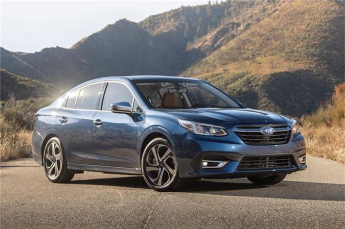 Subaru Legacy 2020. Ảnh: Yahoo.