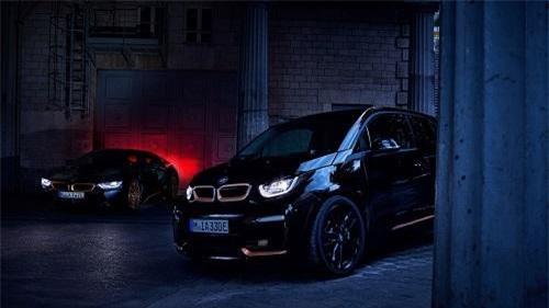 BMW ra mắt phiên bản i3 RoadStyle và i8 Ultimate Sophisto