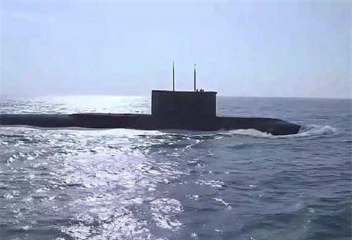 Trung Quốc đã tích hợp thành công động cơ AIP cho tàu ngầm Kilo 877EKM. Ảnh: China Military.