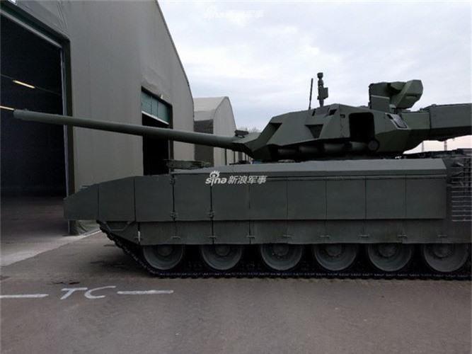 An Do sap tro thanh nuoc co nhieu xe tang Armata nhat the gioi?-Hinh-10