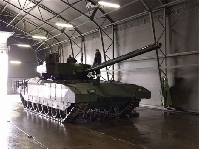 An Do sap tro thanh nuoc co nhieu xe tang Armata nhat the gioi?-Hinh-4