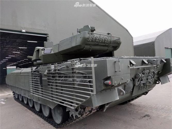 An Do sap tro thanh nuoc co nhieu xe tang Armata nhat the gioi?-Hinh-5
