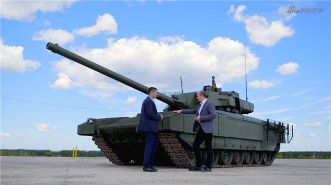 An Do sap tro thanh nuoc co nhieu xe tang Armata nhat the gioi?-Hinh-6