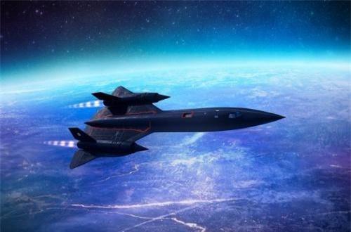 Tốc độ cao là một yếu tố quan trọng, nhưng chiếc SR-71 cũng khó phát hiện bởi radar. SR-71 là máy bay đầu tiên ứng dụng công nghệ tàng hình. Ảnh: Wikipedia