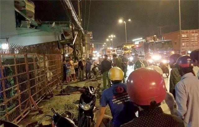 Nam tài xế gục chết trên đường khi đang đi mua xăng - 1