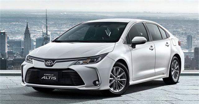 Toyota Altis thế hệ mới tại Thái Lan giá tương đương từ 530 triệu đồng - 1