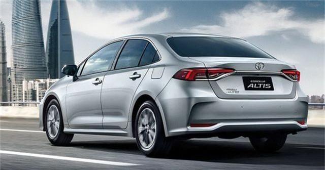Toyota Altis thế hệ mới tại Thái Lan giá tương đương từ 530 triệu đồng - 2