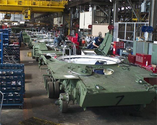 Tu san xuat duoc xe tang M1A1 Abrams, Ai Cap bo qua T-90 Nga?-Hinh-11