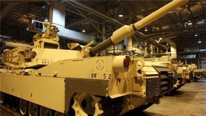 Tu san xuat duoc xe tang M1A1 Abrams, Ai Cap bo qua T-90 Nga?-Hinh-12