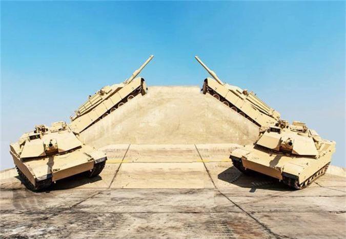 Tu san xuat duoc xe tang M1A1 Abrams, Ai Cap bo qua T-90 Nga?-Hinh-13