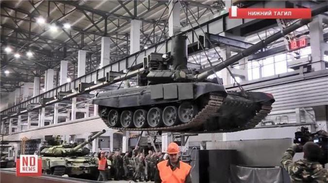 Tu san xuat duoc xe tang M1A1 Abrams, Ai Cap bo qua T-90 Nga?-Hinh-8