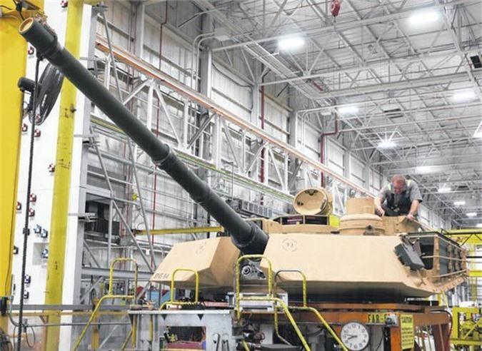 Tu san xuat duoc xe tang M1A1 Abrams, Ai Cap bo qua T-90 Nga?-Hinh-9