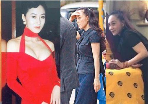 Vợ hoa hậu của Lý Liên Kiệt được khen trẻ đẹp ở tuổi U60.