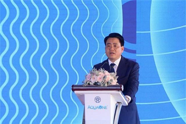 1/3 dân số Hà Nội sẽ được cung cấp nước sạch tiêu chuẩn châu Âu - Ảnh 11.