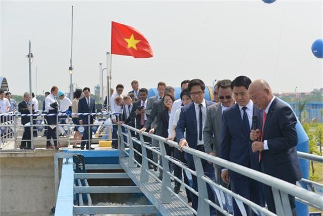 1/3 dân số Hà Nội sẽ được cung cấp nước sạch tiêu chuẩn châu Âu - Ảnh 6.
