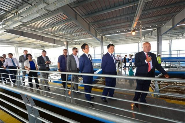 1/3 dân số Hà Nội sẽ được cung cấp nước sạch tiêu chuẩn châu Âu - Ảnh 7.