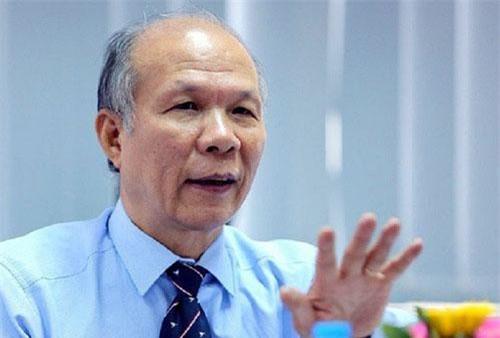 PGS.TS. Đinh Trọng Thịnh, Học viện Tài chính (Ảnh: NVCC)