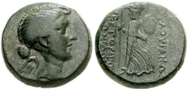 6 phụ nữ quyền lực nhất La Mã cổ đại: Có người thậm chí là cố vấn hoàng đế - Ảnh 2.