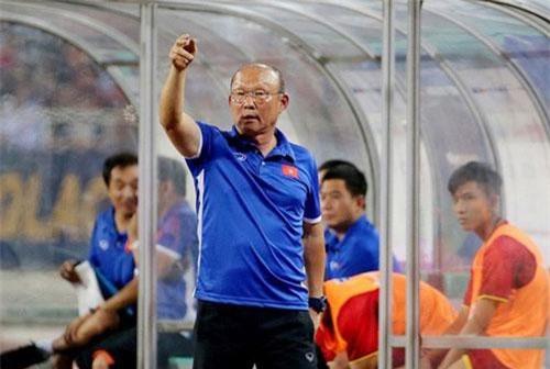 HLV Park Hang Seo thắng 5, hòa 1 trong 6 lần cham trán với các đại diện của bóng đá Thái Lan trong sự nghiệp