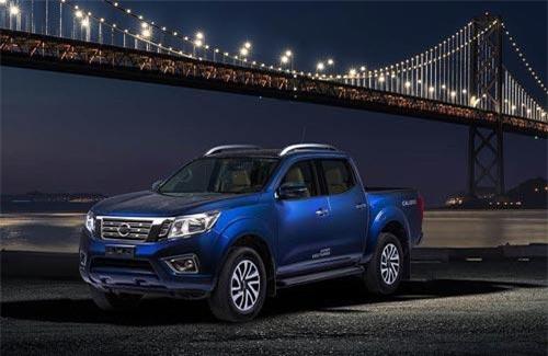 Nissan Navara EL A-IVI 2019