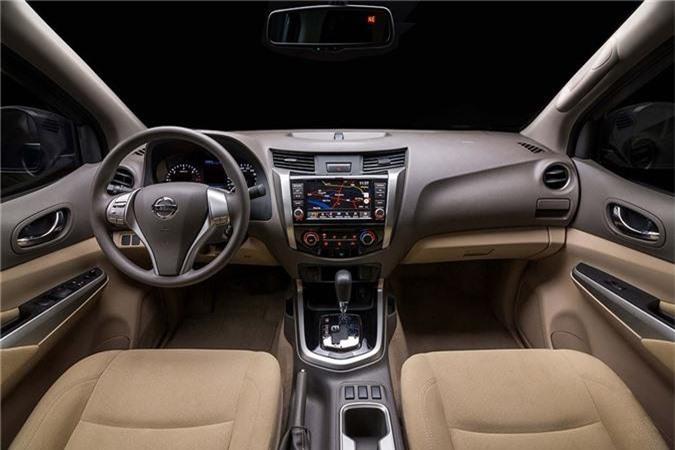 Tân binh Nissan Navara EL A-IVI 2019 ra mắt Việt Nam, giá từ 679 triệu đồng ảnh 11