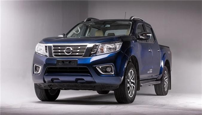 Tân binh Nissan Navara EL A-IVI 2019 ra mắt Việt Nam, giá từ 679 triệu đồng ảnh 2