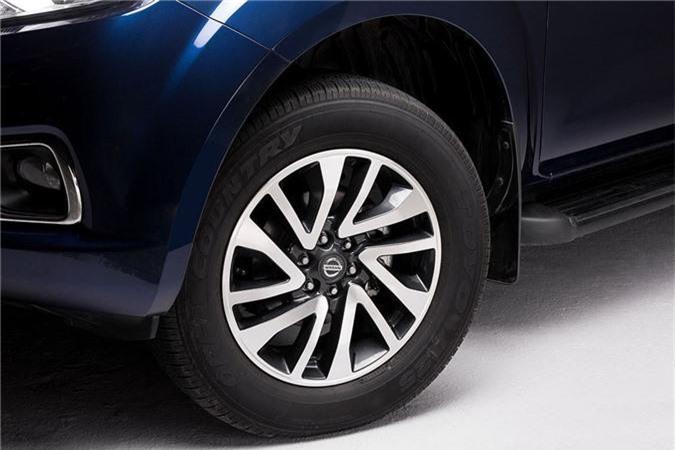 Tân binh Nissan Navara EL A-IVI 2019 ra mắt Việt Nam, giá từ 679 triệu đồng ảnh 6
