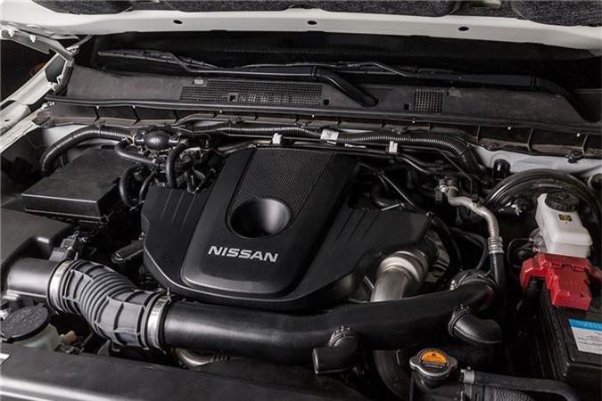 Tân binh Nissan Navara EL A-IVI 2019 ra mắt Việt Nam, giá từ 679 triệu đồng ảnh 8