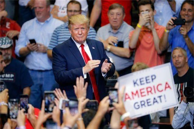 """Trung Quốc - phép thử """"sống còn"""" của Tổng thống Trump trước thềm bầu cử Mỹ - 2"""