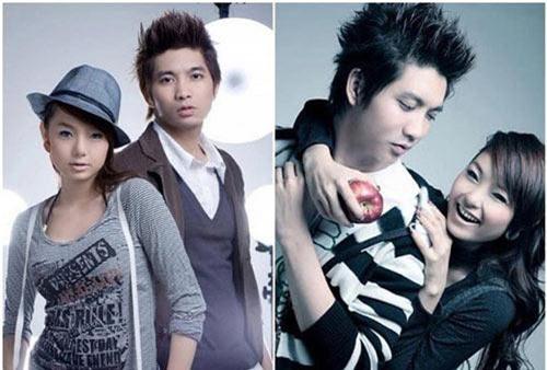 Tim và Minh Hằng từng là cặp đôi được khán giả yêu mến.