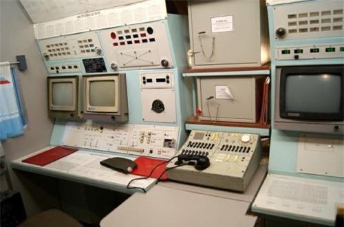 Hệ thống điều khiển phóng tên lửa đạn đạo liên lục địa RT-23 UTTKh Modolet. Ảnh: Wikipedia