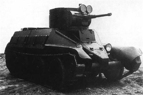 Xe tăng BT-5-IS.