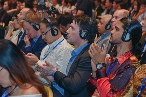 Ngày hội khởi nghiệp đổi mới sáng tạo quốc gia-Techfest Vietnam 2019 vào ngày 13/9/2019.