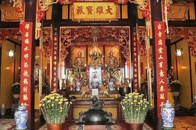 Chua Bao Quoc, ngoi chua co vai tro dac biet cua xu Hue-Hinh-10