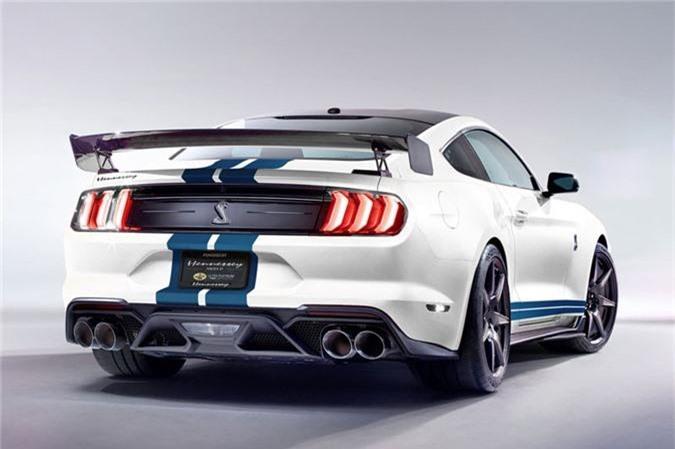 Hennessey sắp giới thiệu bản độ Ford Mustang Shelby GT500 ...