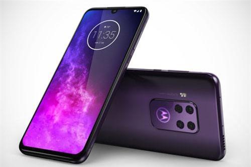 Motorola One Zoom.