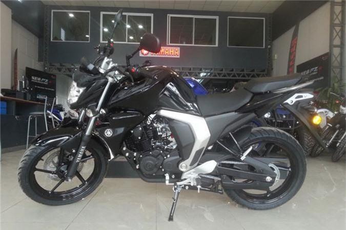 Naked bike Yamaha 'chat nhu nuoc cat', phanh ABS, gia hon 31 trieu hinh anh 1